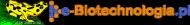 Kubek z logo e-biotechnologia.pl