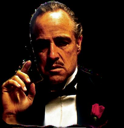 Godfather koszulka damska