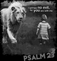 PSALM 23 Black 02 F