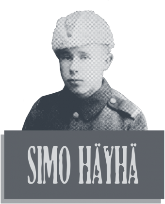 Simo Häyhä - Biała Śmierć
