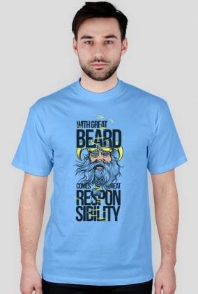 Koszulka - With great beard