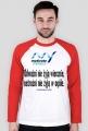 Bluza męska - Odważni nie żyją wiecznie...