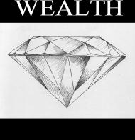 Bluza Czarna męska Diamond