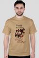 Koszulka z Czwartym Doktorem - męska