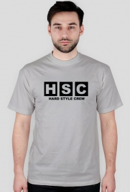 HARD STYLE CREW T-shirt. Different colours.