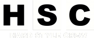 HARD STYLE CREW black T-shirt.