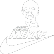 Korwin Mikke just do it - nike, czarna, męska