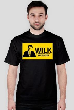 Jacek Wilk - koszulka męska czarna