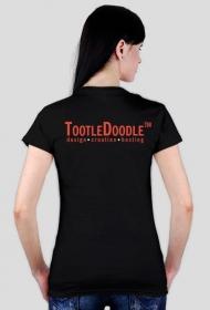 Tootle-Doodle™ koszulka #1 damska