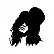 Koszulka Guns N' Roses (Slash 3) - www.gunsnroses.com.pl