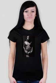 Damska koszulka (Axl Rose)