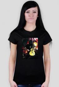 Koszulka Guns N' Roses z podobizną DJ Ashba - www.gunsnroses.com.pl
