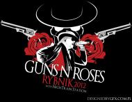 Guns N' Roses - Rybnik 2012 (damska)