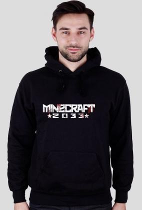 Bluza męska (różne kolory) | Minecraft 2033