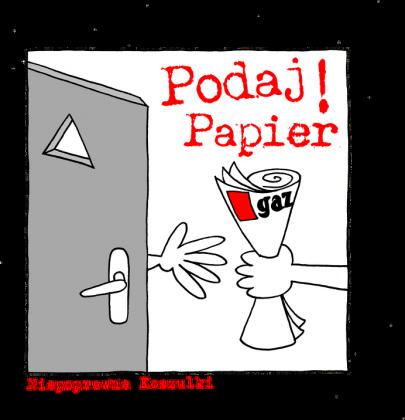 Podaj Papier!
