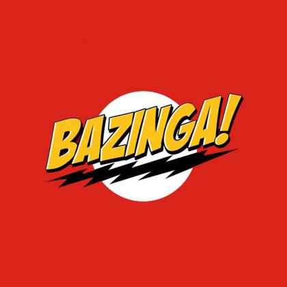 The Big Bang Theory - BAZINGA! - damska