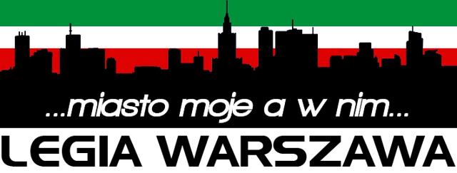 Legia Warszawa Kibic Miasto White Men