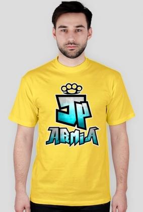 Koszulka JP Armia - NymfixEdition (CZARNA)