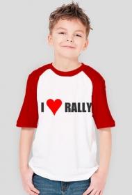 I love rally (dziecięca)
