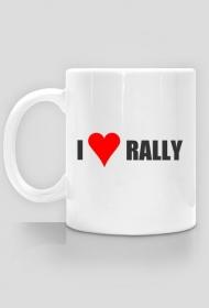 I love rally (kubek)