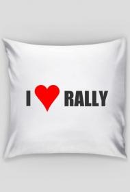 I love rally (poduszka)