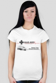 Mar-Med Rally Team - koszulka kibica damska