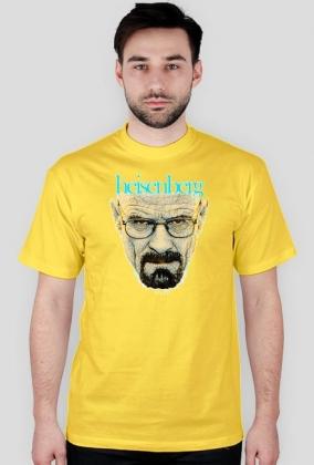 HEISENBERG - Walter White - Breaking Bad (Męski zwykły - PtakOnline)
