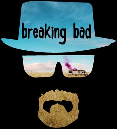 HEISENBERG (2) - Walter White - Breaking Bad (Męski zwykły - PtakOnline)
