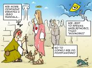 satyra ewangeliczna- Jan Chrzciciel