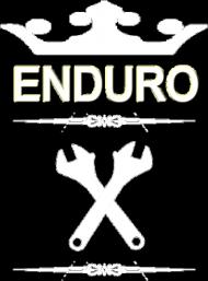 Koszulka Męska Enduro