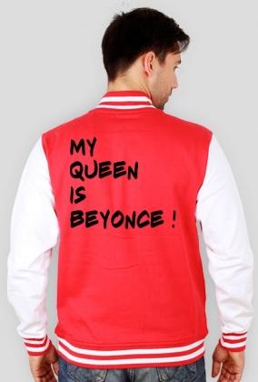 Bejsbolówka Uniwersalna My Queen Is Beyonce 2 kolory