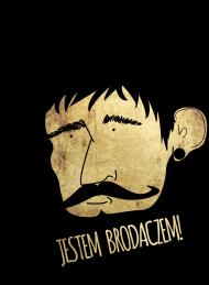 Jestem Brodaczem!