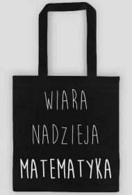 Torba czarna - WIARA