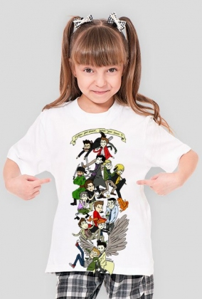 kids g fandom T-shirt