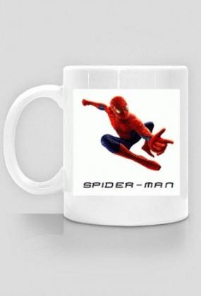 spiderman kubek