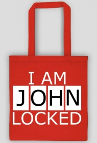 I am JohnLocked - bag