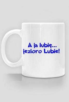 Kubek - jezioro Lubie