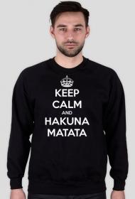 Bluza męska - Hakuna Matata