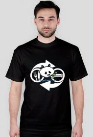 Koszulka męska - Panda