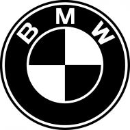 Koszulka biała-BMW