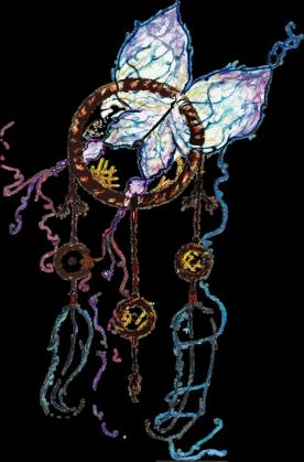 Motyl Łapacz Snów #3
