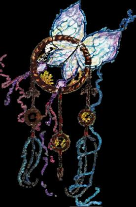 Motyl Łapacz Snów #4