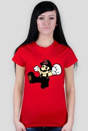 Mario -Koszulka damska  [wszystkie kolory]