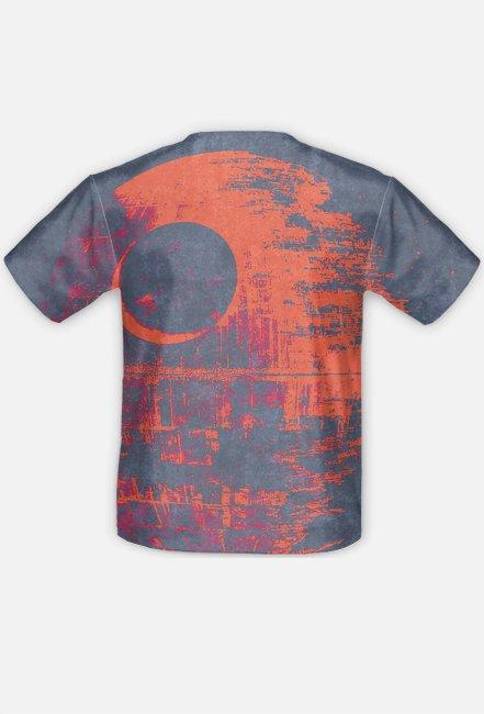 DeathStar Orange Art BothSides