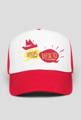 Apropo Defacto - czapka