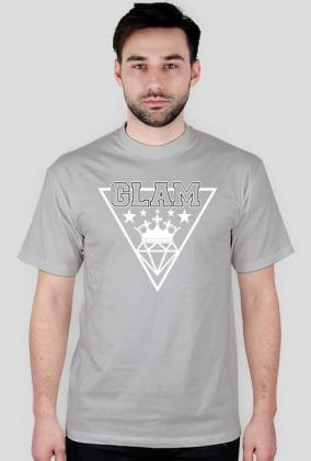 bluzka glam trójkąt męska
