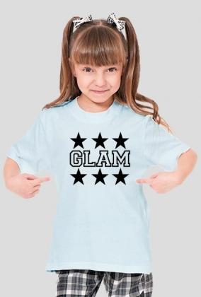 bluzka glam gwiazdki dziecięca