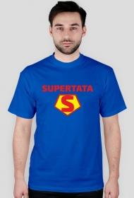 """Koszulka męska """"Supertata"""""""
