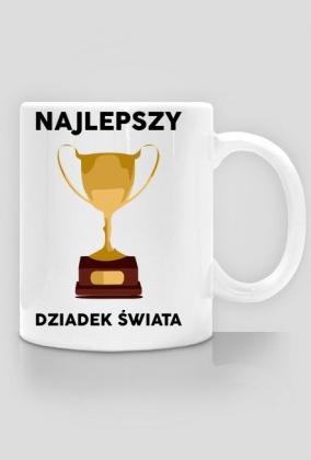 """Kubek """"Najlepszy Dziadek Swiata"""""""