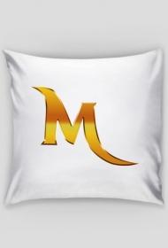 """""""M"""" - poduszka"""